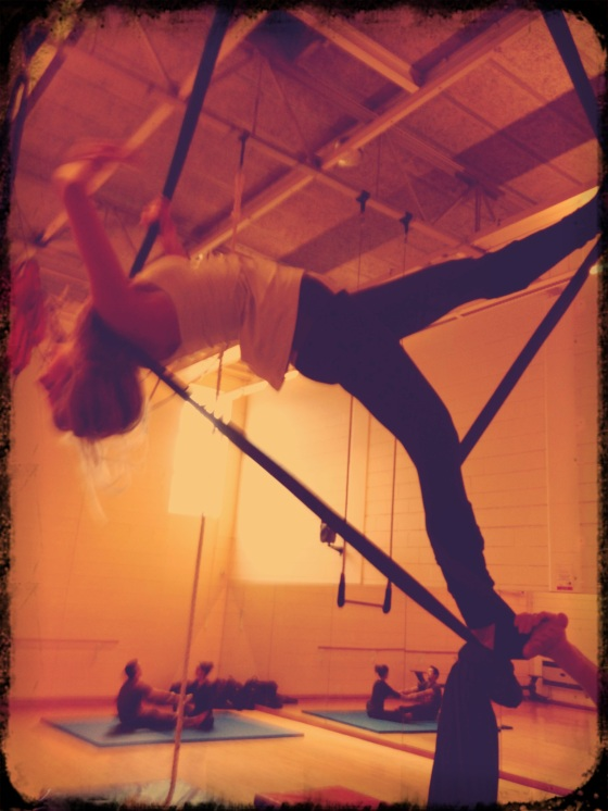 My first Trapeze